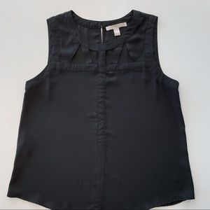 Forever 21 cut-out top, black, L, gently worn!
